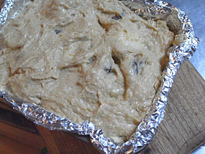 森村桂のバナナケーキ