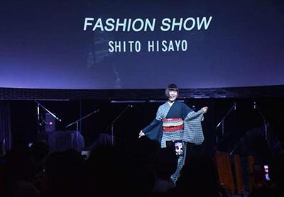 SHITO HISAYOファッションショー