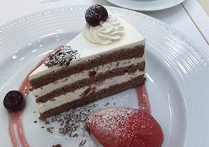 黒い森ケーキ