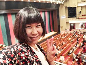 海老蔵さんの歌舞伎観てきました